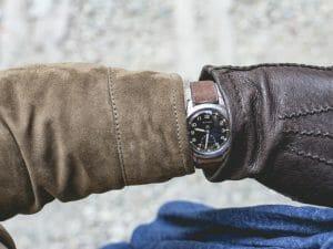 bracelet montre cuir velours marron lf 2 1024x682